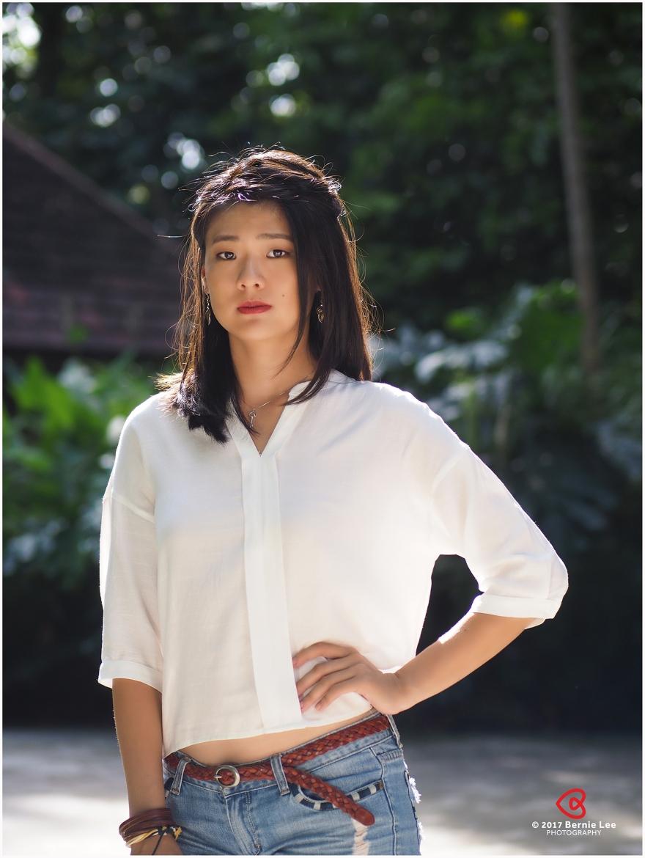 Shronn Personal Makeup by Yue Qi Makeup Artistry Singapore Makeup Artist
