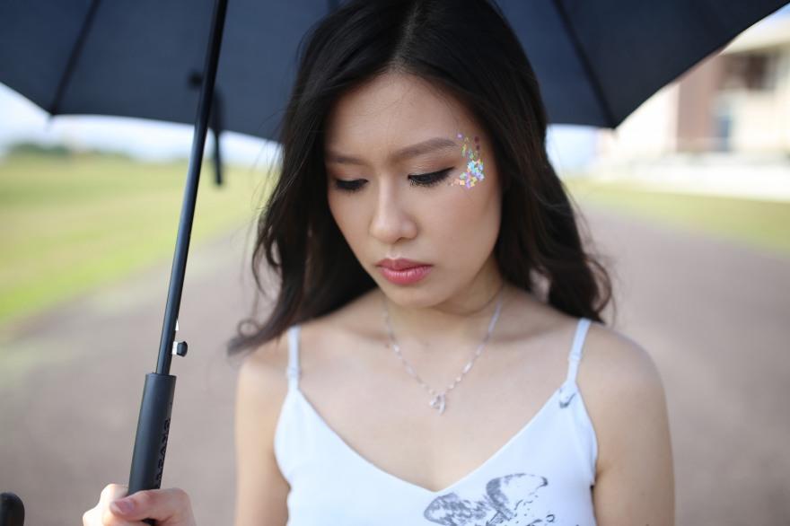 Prism Makeup by Yue Qi